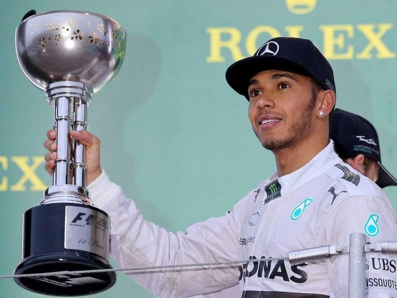 Lewis Hamilton Wins Crash-Marred Japanese Grand Prix