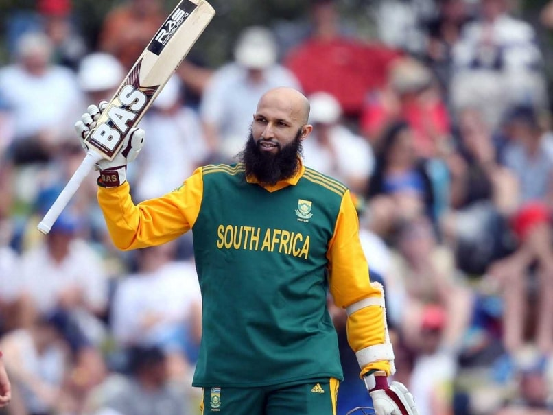 Hashim Amla Century Guides South Africa to Series Win Over New Zealand