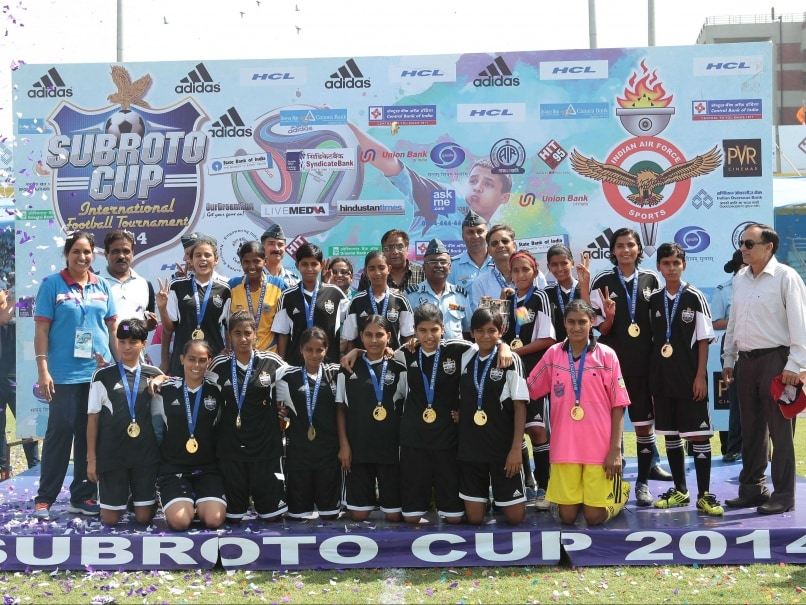 Hisar School Girls Win U-17 Subroto Cup Title