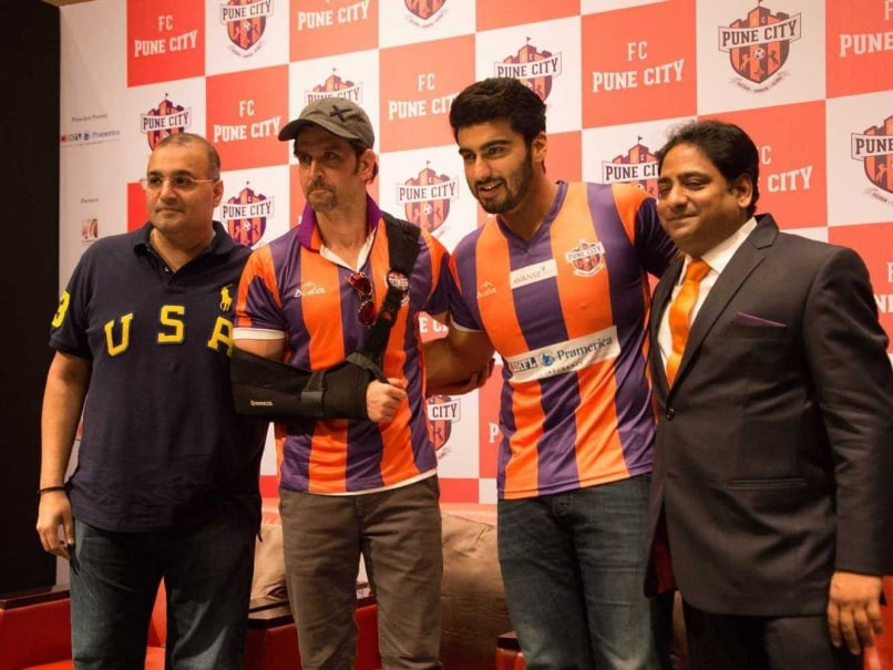 Indian Super League: FC Pune City Rope in Arjun Kapoor as Brand Ambassador