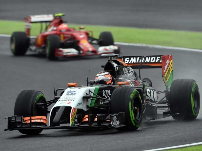 Japanese Grand Prix: Force India's Nico Hulkenberg, Sergio Perez Finish 8th and 10th Respectively
