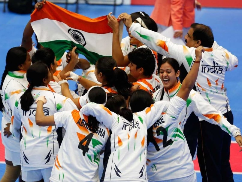 Asian Games 2014: India Win Two Kabaddi Golds, Move Up to 6th Spot