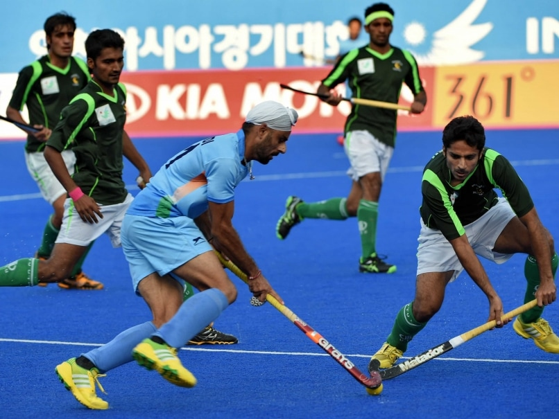 India Pakistan Hockey Asiad