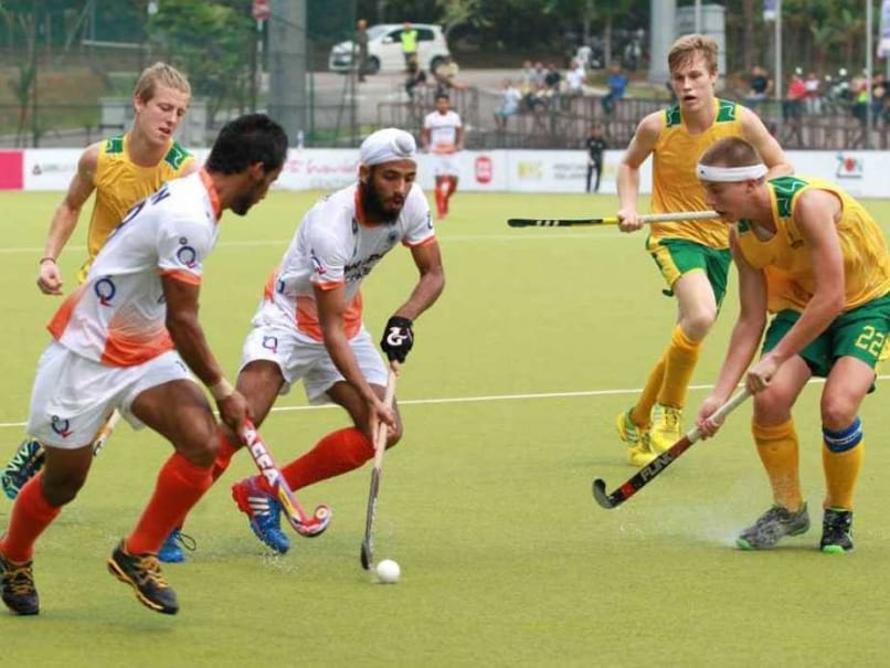 Sultan of Johor Cup: India Thump Australia 6-2, Set up Final Against Great Britain