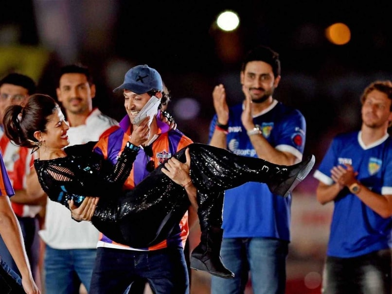 Indian Super League Kicks Off With Glitzy Opening Ceremony