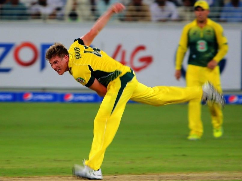 Pakistan vs Australia Tests: James Faulkner Called in as Cover for Injured Mitchell Marsh