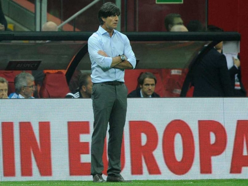 Joachim Loew Demands Germany Bounce Back Against Irish