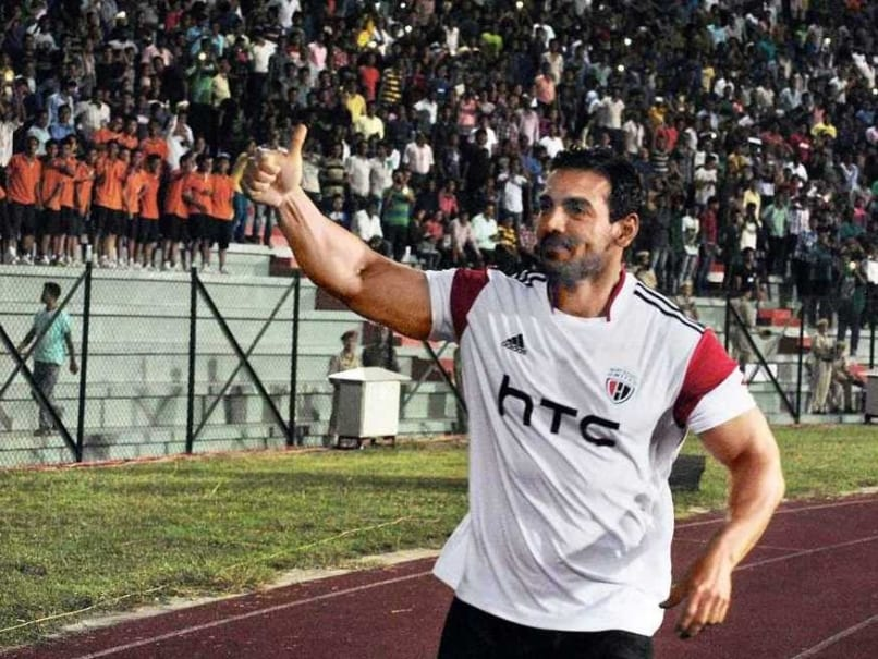 ISL: NorthEast United Will Put Up Good Fight Against Atletico de Kolkata, Says John Abraham
