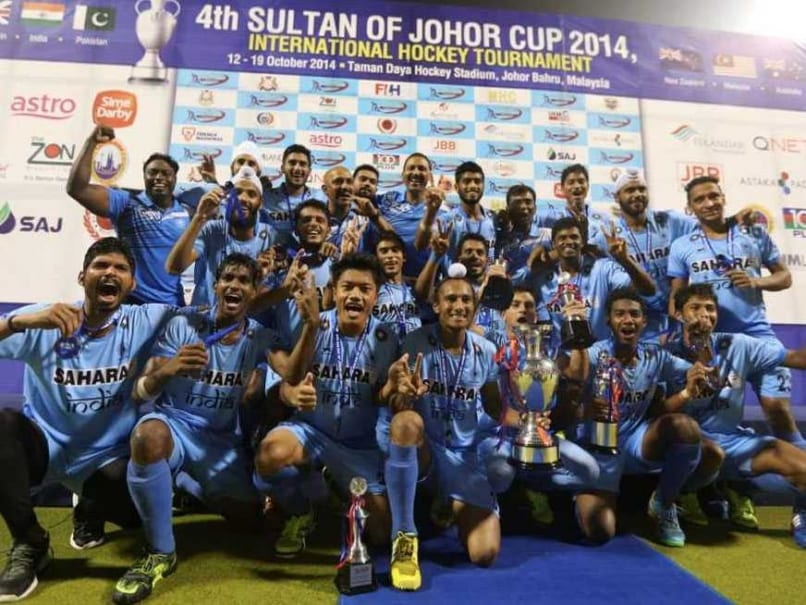 India Defeat Great Britain 2-1, Successfully Defend Sultan of Johor Cup Title
