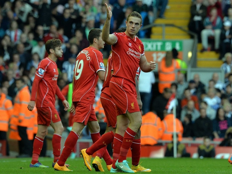 Jordan Henderson Sees Liverpool F.C. Past West Brom