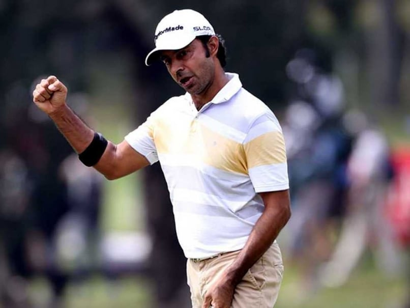 Jyoti Randhawa Tied Fourth at Manila Masters