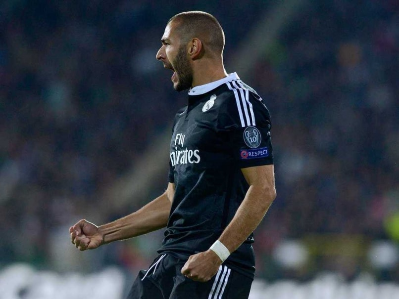 Champions League: Karim Benzema's Late Goal Gives Real Madrid Win at Ludogorets
