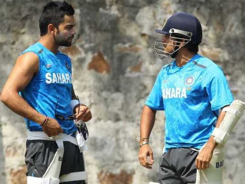 Virat Kohli Reaches 4 Million Followers on Twitter, Closes in on Sachin Tendulkar