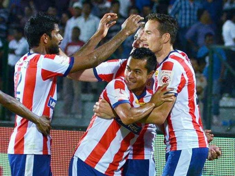 As It Happened - Atletico de Kolkata Beat NorthEast United FC 2-0