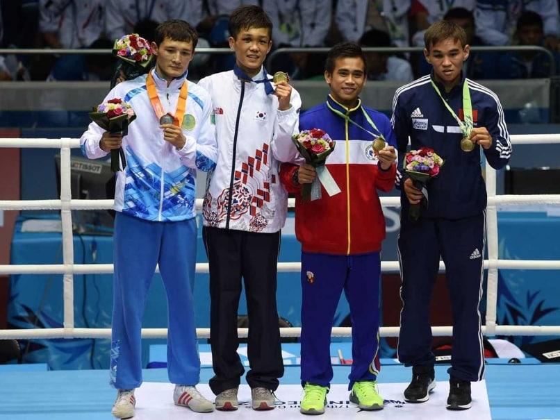 Asian Games: Shin Jong-Hun Claims First Boxing Gold for South Korea