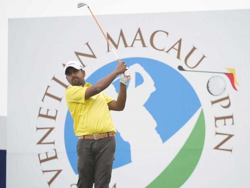 Anirban Lahiri Rises to Second, Two Shots Behind Leader at Macau Open
