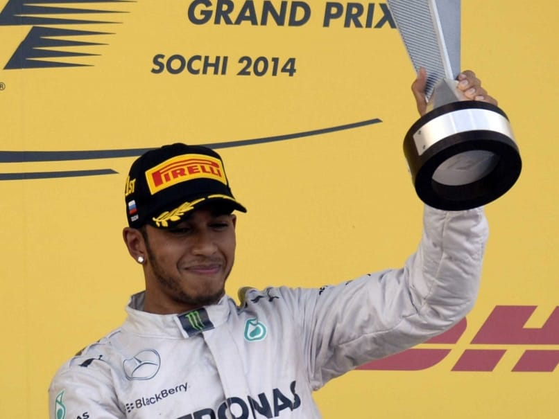 Lewis Hamilton's Contract a Priority for Mercedes