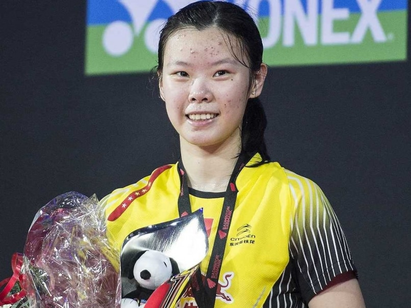 Chinese Shuttlers Assured of Two French Open Titles