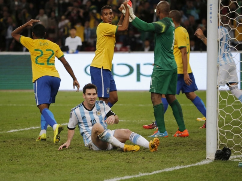 Can Stop Any Penalty by Lionel Messi, Says Hong Kong Goalkeeper