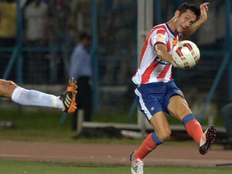 ISL: Top-Placed Atletico de Kolkata Square Off Against Kerala Blasters