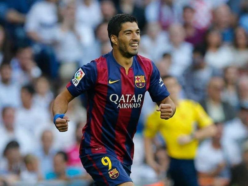 Luis Suarez Makes Strong Return From Biting Ban