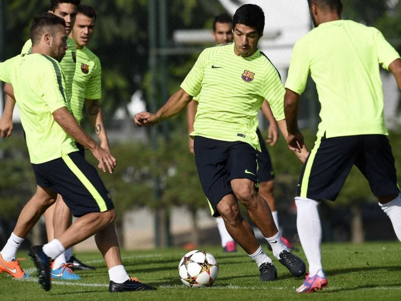 Luis Suarez Prepares for Barcelona 'Baptism By Fire'