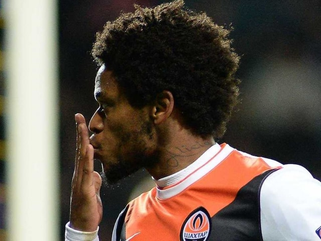 Luiz Adriano Accuses BATE Fans of Racist Abuse