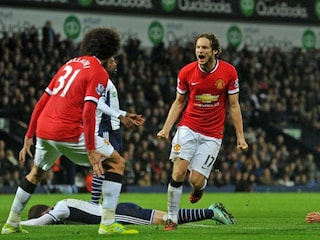 EPL: Late Equaliser Helps Manchester United F.C. Earn Draw vs West Bromwich Albion