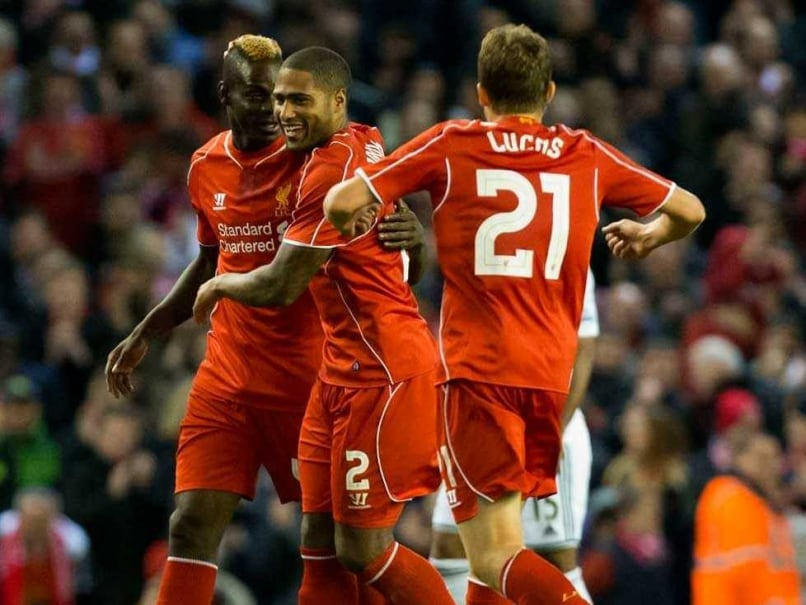 Mario Balotelli Scores as Liverpool F.C. Defeat Swansea in League Cup