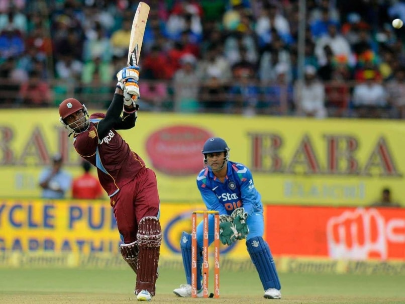India vs West Indies 1st ODI: Marlon Samuels Thanks Lloyd, Richards After Ton
