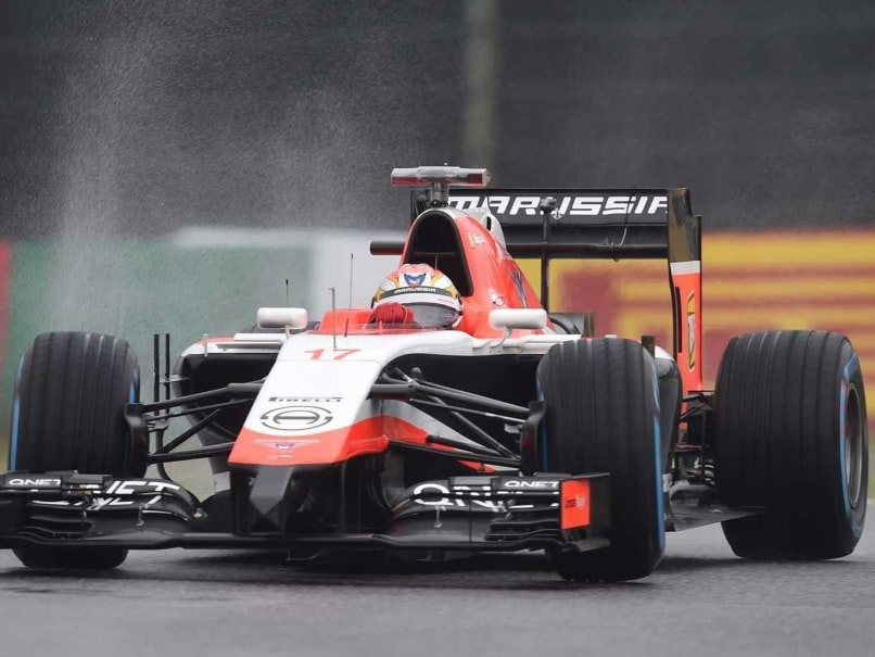 Marussia Enter Bankruptcy Protection