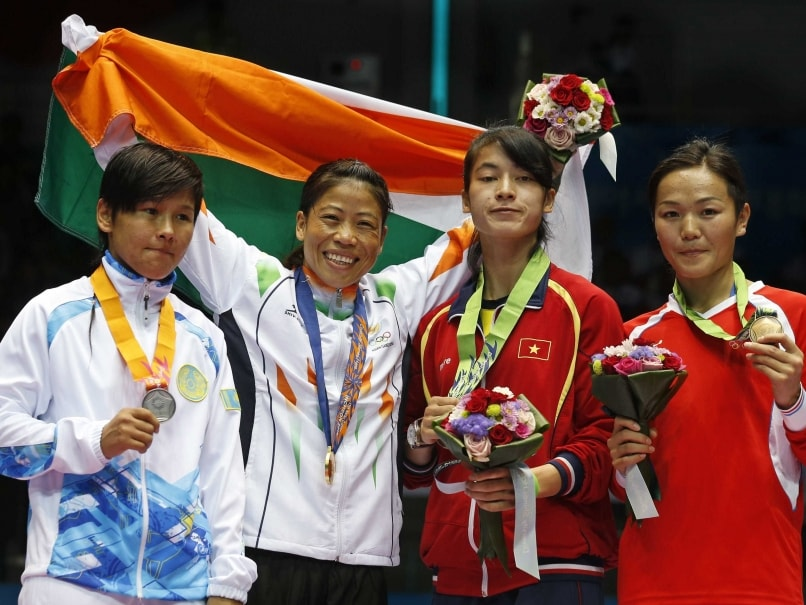 Superwoman Mary Kom Wins Historic Asian Games Gold
