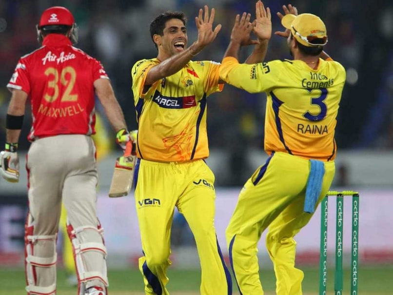CLT20 Highlights: Chennai Super Kings Crush Kings XI Punjab, Will Play Kolkata in Final