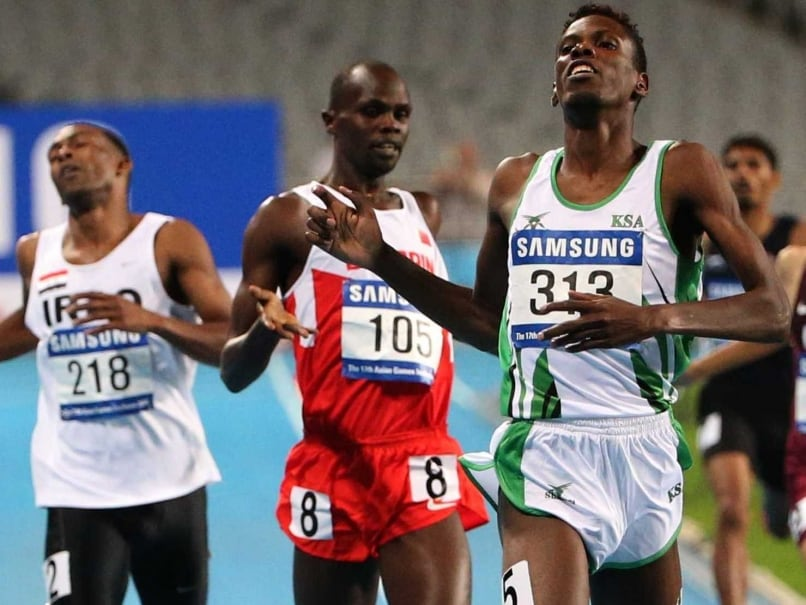 Track, Medal, Doping Rows Cloud Asian Games