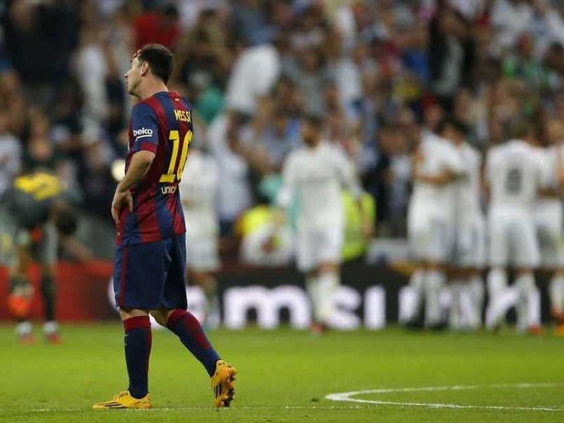 Lionel Messi Did Not Have Pre-Match Treatment Before El Clasico, Say Barcelona