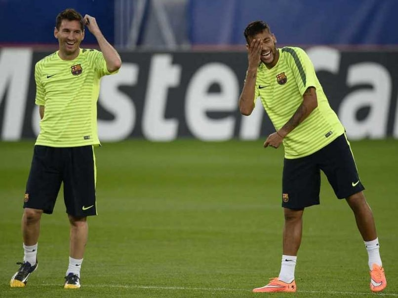 Hope Lionel Messi Has a Bad Day, Says Barcelona Teammate Neymar