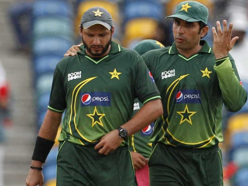 'I am Not Misbah-ul-Haq, I am Shahid Afridi'