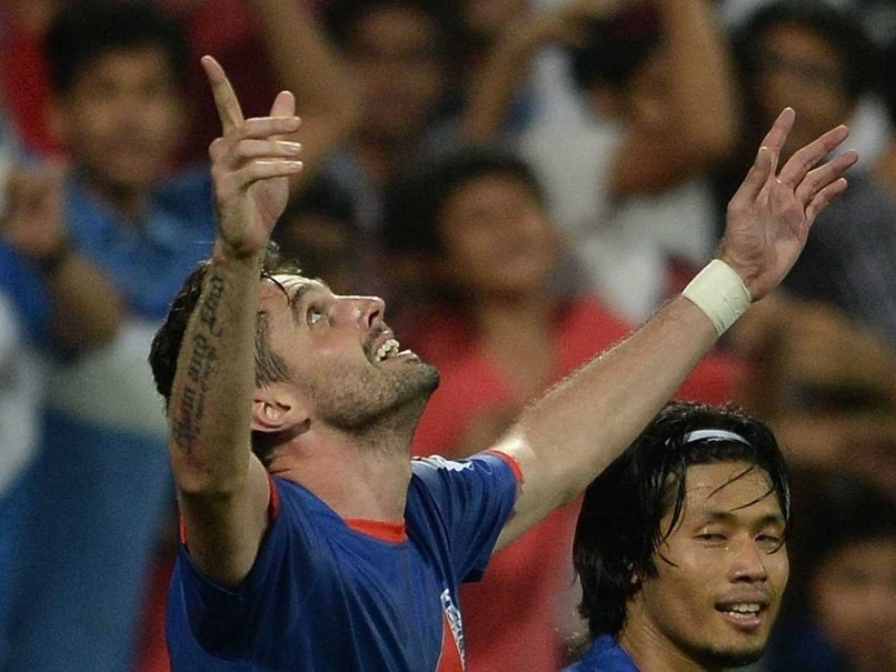 ISL: Andre Moritz Nets First Hat-Trick as Mumbai City FC Rout FC Pune City 5-0