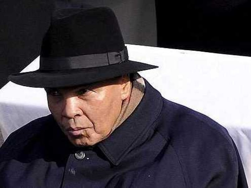 Boxing Legend Muhammad Ali in Hospital With