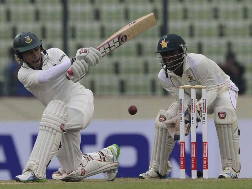 1st Test: Bangladesh Take Slender Lead Over Zimbabwe