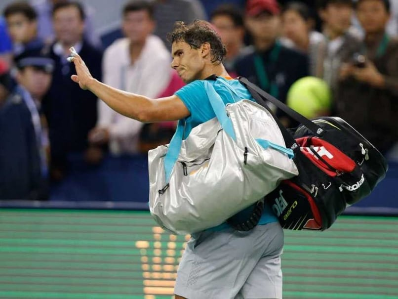 Rafael Nadal Crashes to Shock Defeat in Shanghai