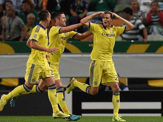 Champions League: Chelsea F.C. Defeat Sporting Lisbon 1-0