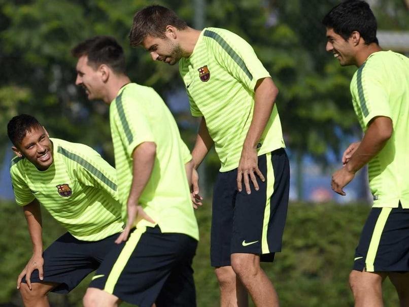 Luis Suarez Will Do Big Things in Barcelona: Neymar