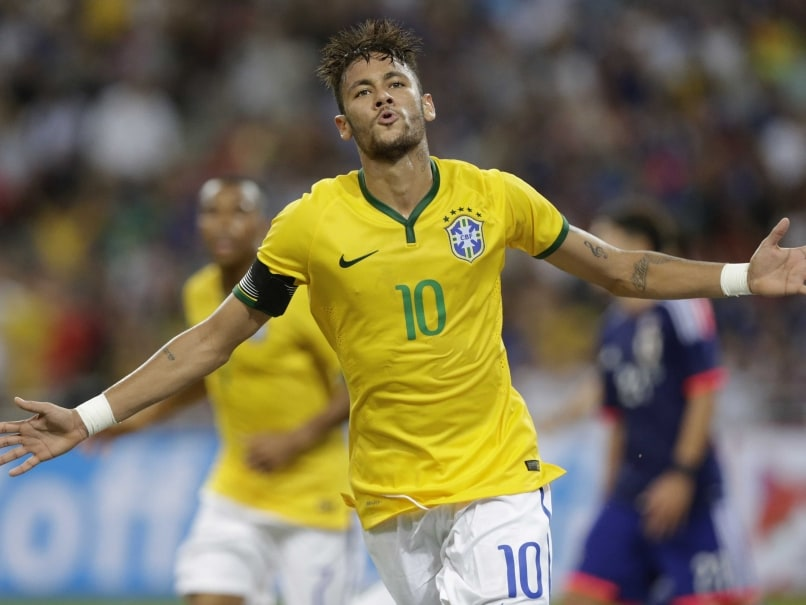 Four-Star Neymar Helps Brazil Thrash Japan in Friendly
