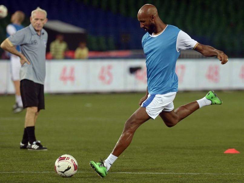 Nicolas Anelka Football