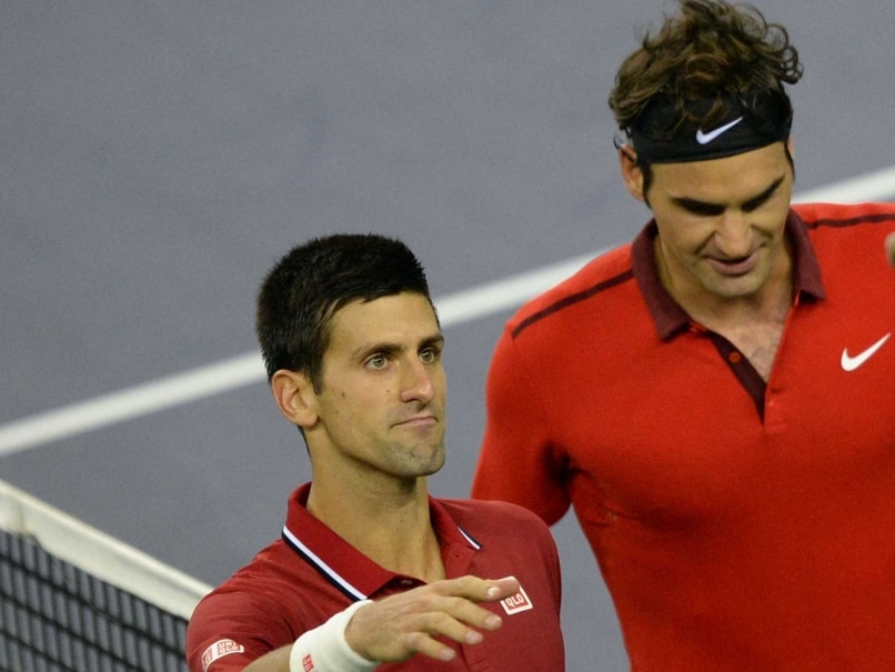 Roger Federer beats Novak Djokovic, Faces Gilles Simon in Shanghai Masters Final