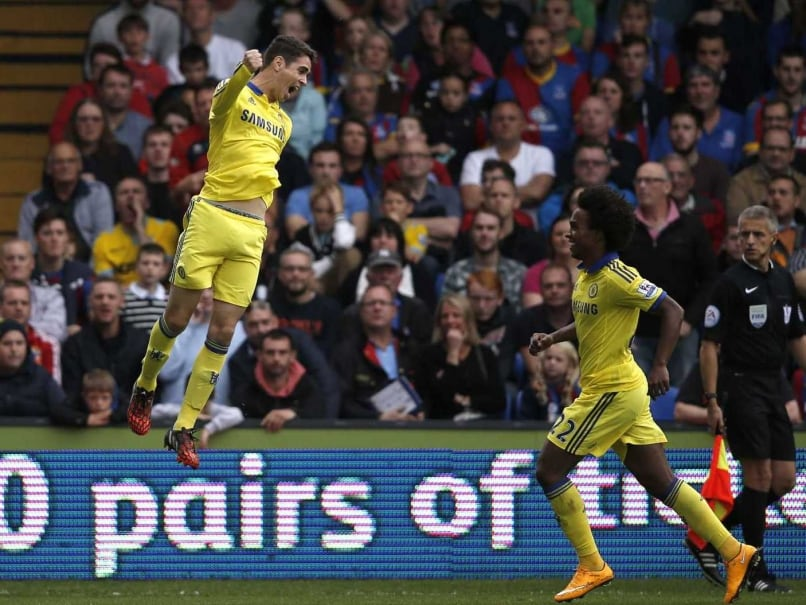 EPL: Chelsea Overcome Crystal Palace to Maintain Top Spot