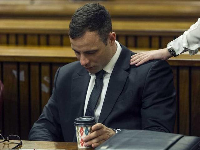 Mother of Oscar Pistoriuss Slain Girlfriend Condemns Possible Release