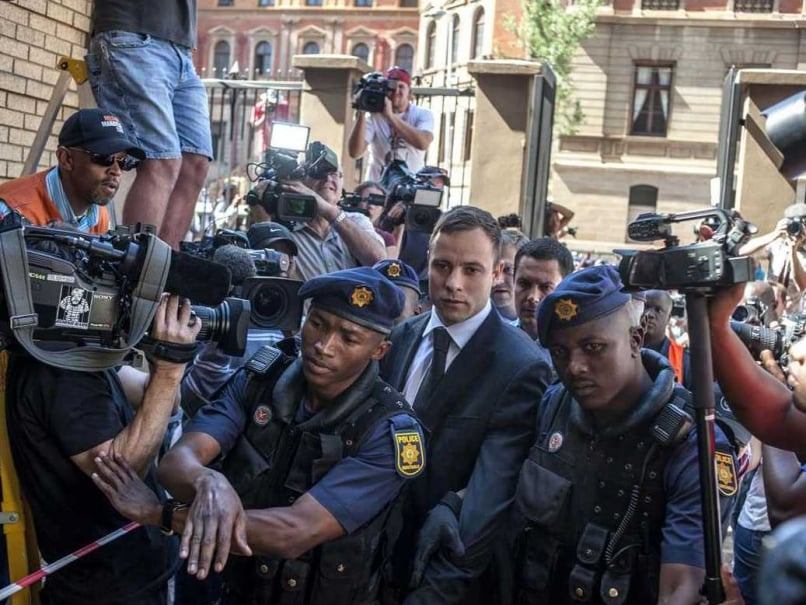 Oscar Pistorius in Jail: A Day in the Life of a Disgraced Champion
