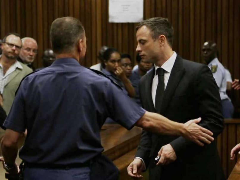 Oscar Pistorius Starts Five-Year Jail Term for Killing Girlfriend